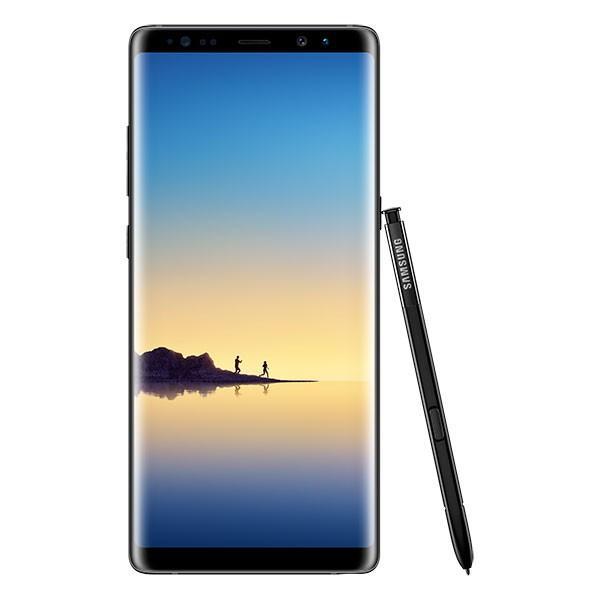 Samsung Galaxy Note 8 Grey Free ANC Advanced Earphone Garansi Resmi