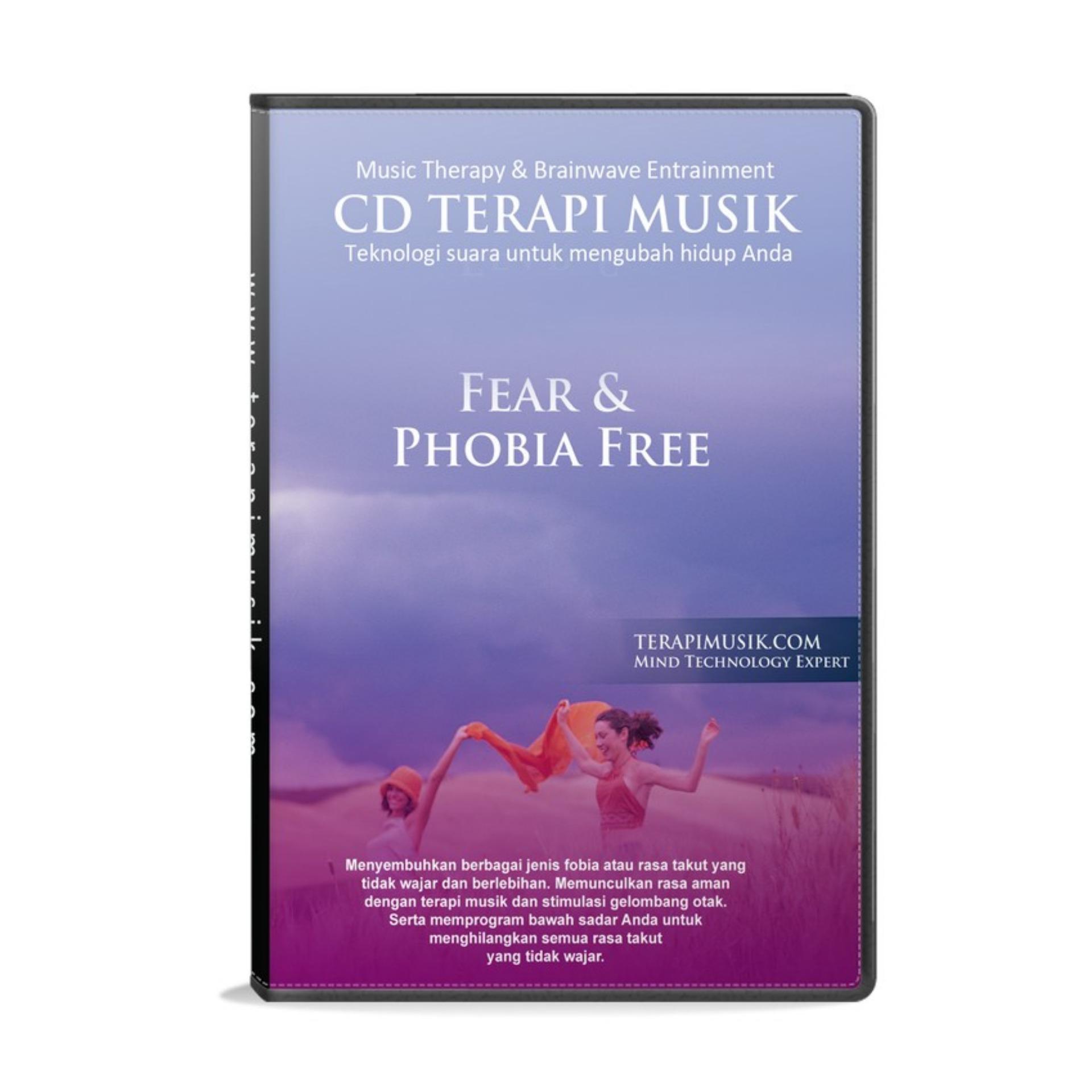 Terapi Musik Fear & Phobia Free (menyembuhkan Fobia & Rasa Takut Berlebihan) By Terapi Musik.