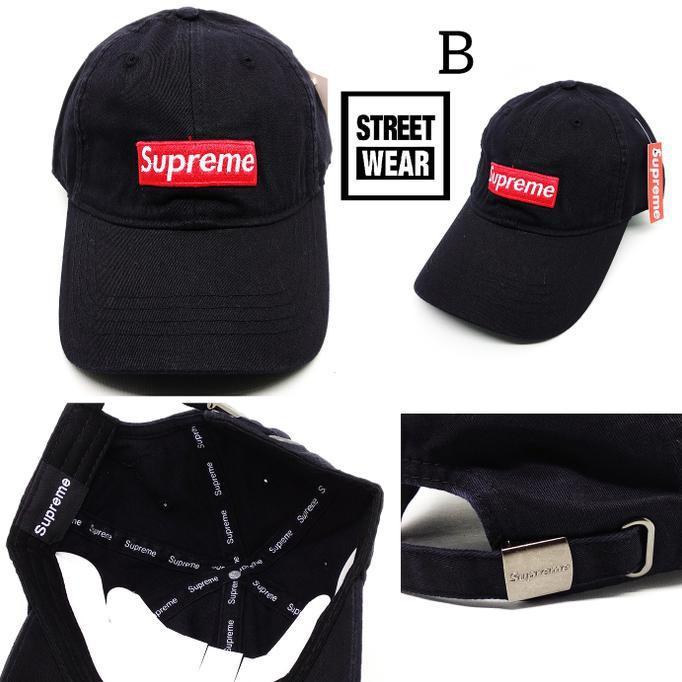 Supreme S Classic Unspolo Black - Daftar Harga Terkini 7795d3206a