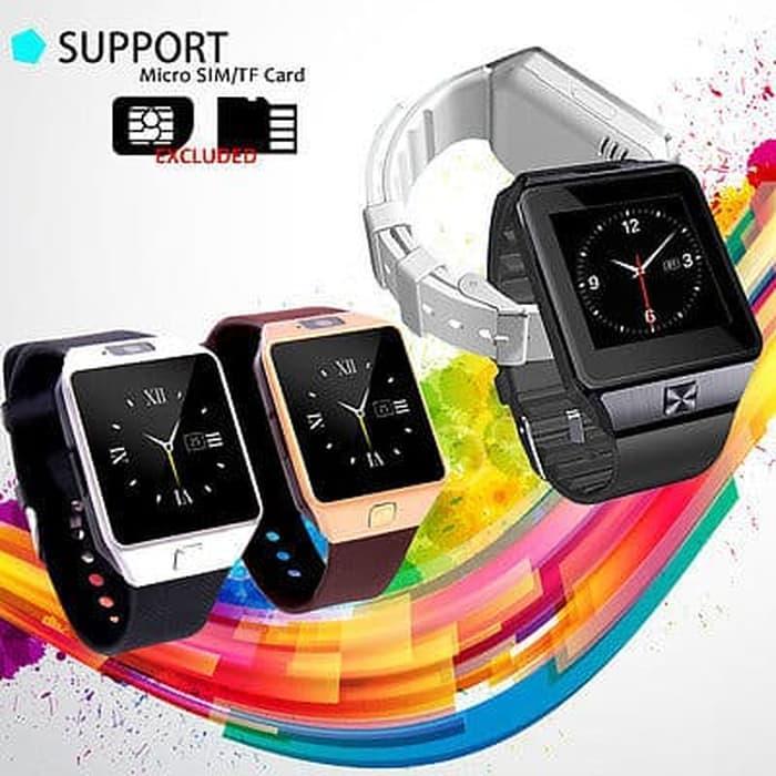 TERLARIS!! Smartwatch U9 smart watch DZ09 jam tangan smartphone android iphone Smartwatch waterproof Smartwatch android anak y1 jam tangan modern jam tangan terbaru sport