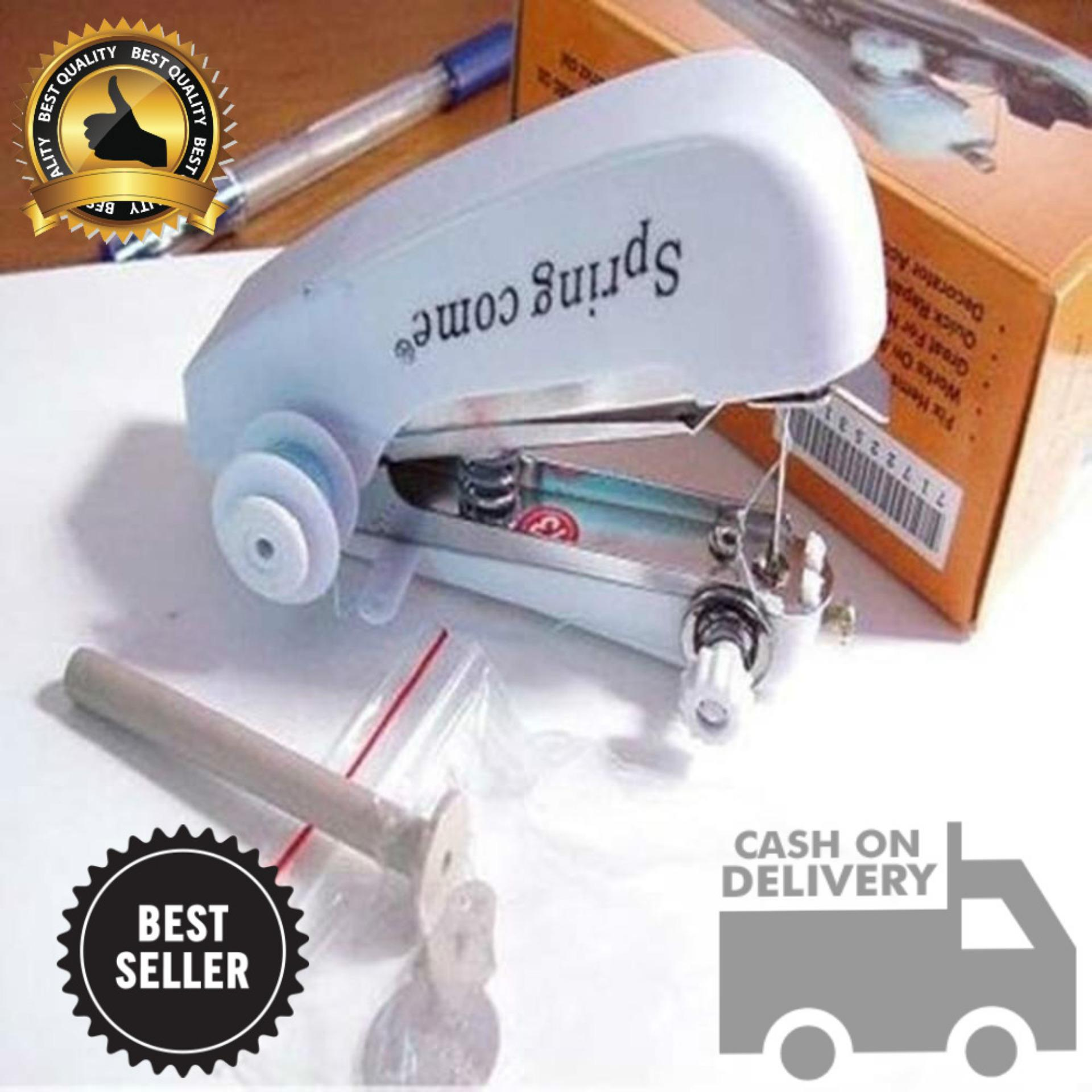 Big King Shop - mesin jahit baju mini tangan  sewing singer staples (random)