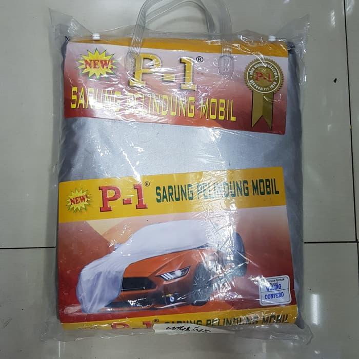 Body Cover Sarung Mobil Selimut Mobil Wuling Confero Merek P1