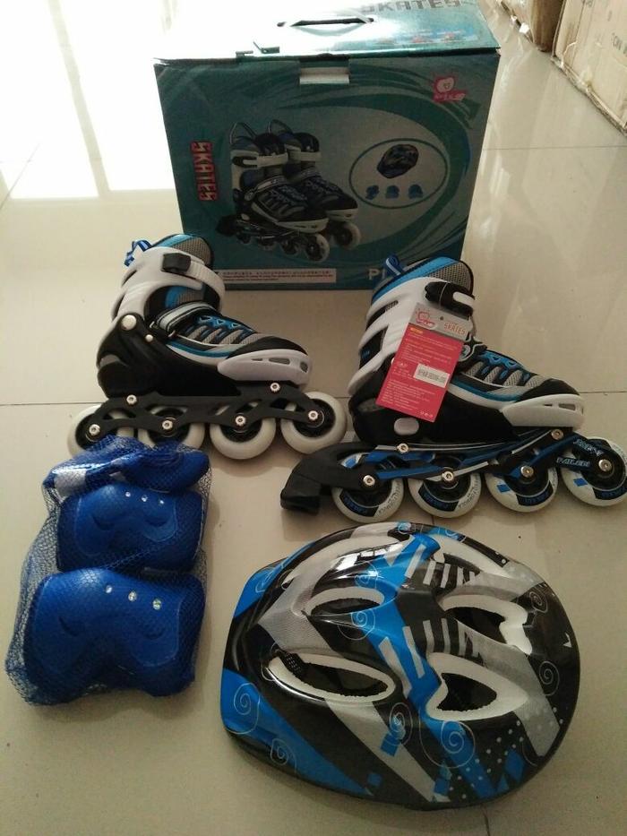 TERLARIS Sepatu roda anak full set murah e2d632f91d