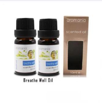 Pencarian Termurah Aiueo Humidifier Breathe Well Essential Aromatherapy Oil 10ml - Isi 2 sale - Hanya