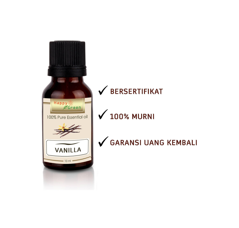Vanilla Essential Oil (Minyak Vanili)   Seiras Young Living 10ml