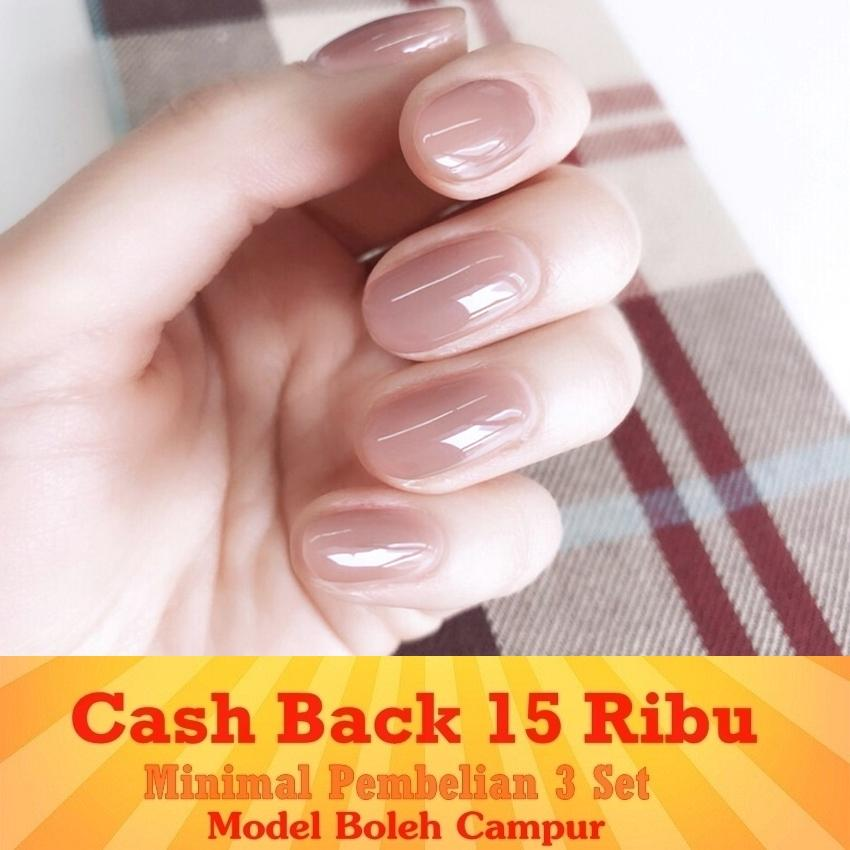 JBS Nails A139 Kuku Palsu Gold 3D Nikah Wedding False Fake Nail Nails Nailart Pengantin