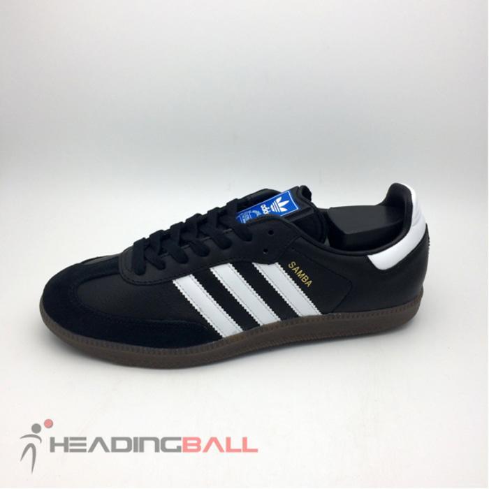 Sepatu Sneaker & Casual Adidas Original Samba Black White BZ0058 BNIB
