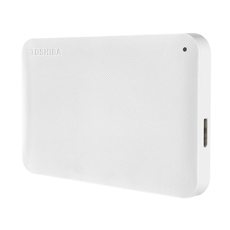 Hardisk External Toshiba 500GB Canvio Ready