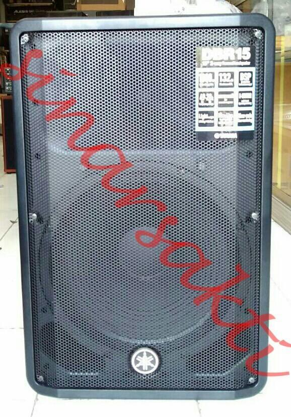 ORIGINALS  Speaker Aktif Yamaha DBR 15 ( 15 inch ) ORIGINALS ( 1000 watt )