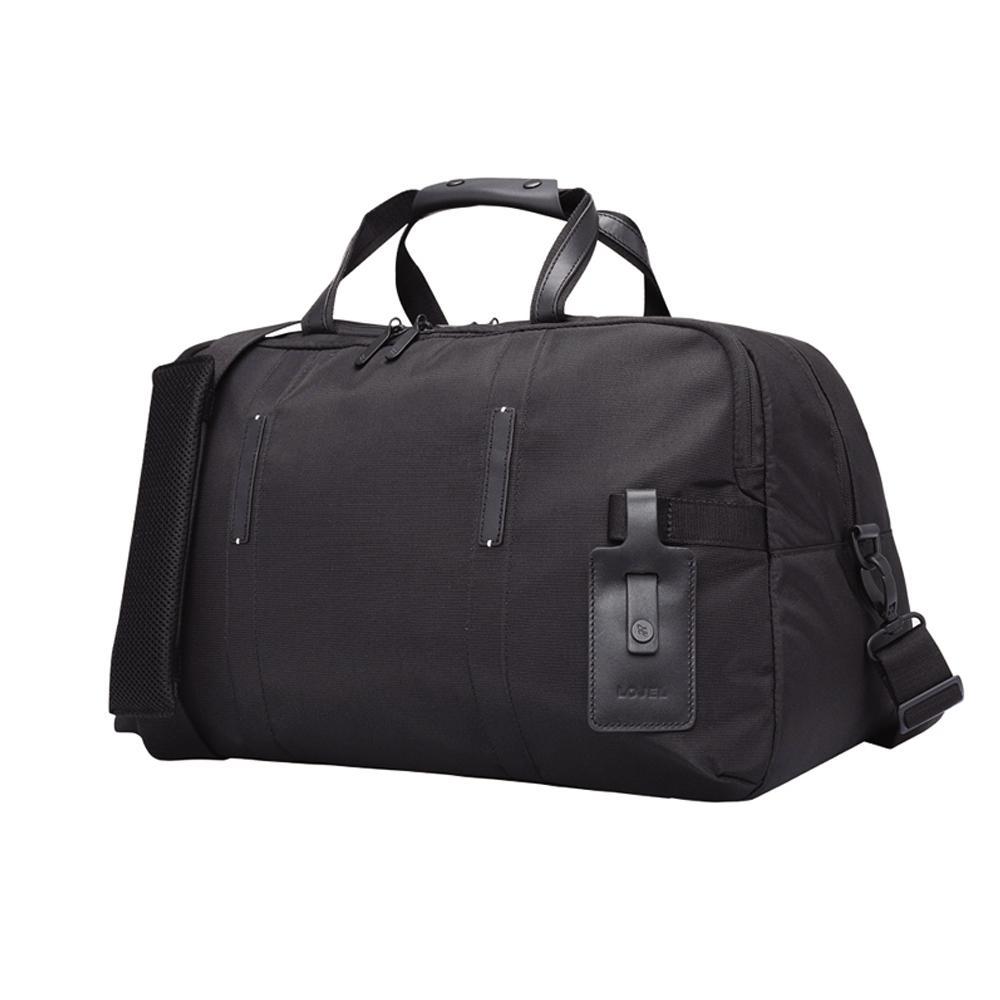 Lojel Urbo 2 Weekender Tas Jinjing 33L Duffle Bags – Black