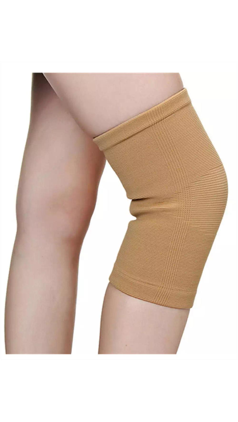 Knee Support Deker Olahraga - Deker Lutut Pelindung Lutut Radang Sendi - Deker Kesehatan Knee Anti Pegal By Health And Beauty Solution.