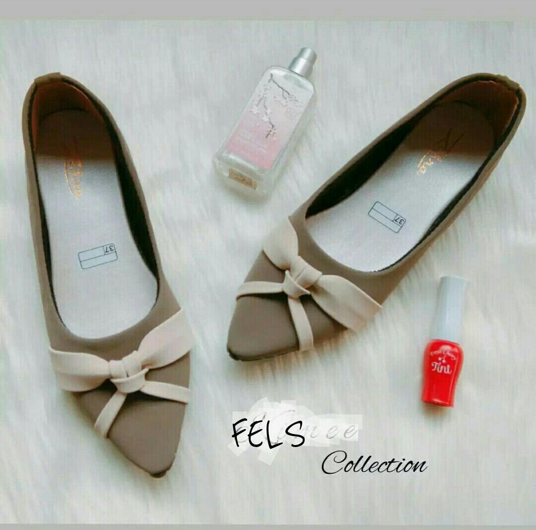 Home; Fels-Sepatu Balet Belanova Flat shoes