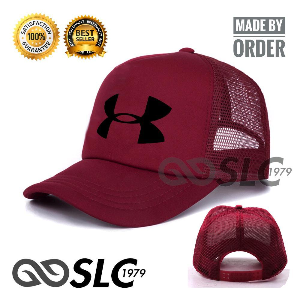 TOPI JARING TRUCKER UNDER ARMOUR MADE BY ORDER Y2 - SLC