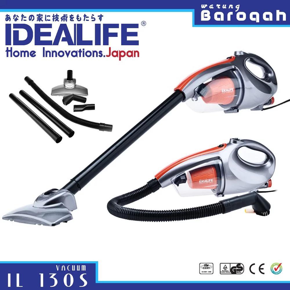 IDEALIFE IL200V Vacuum Cleaner Penyedot Debu Basah Kering 20 Liter - BIRU TUA. Rp 789.000
