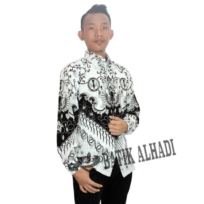 TERLARIS Seragam Guru, Seragam Batik PGRI, Seragam Laki-Laki Size M (BPP001) PROMO