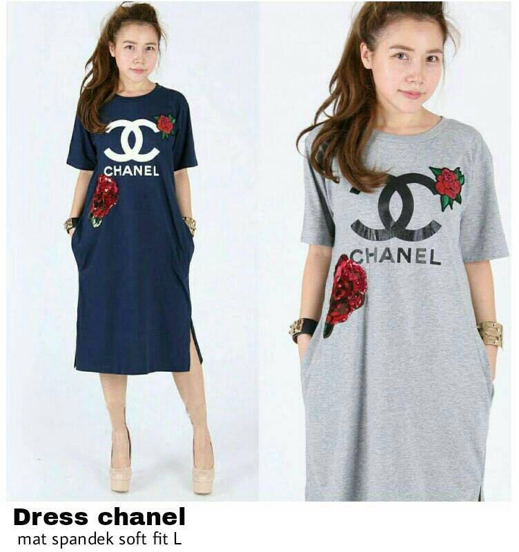 Milea Secret's - Citra Dress - Dress Wanita