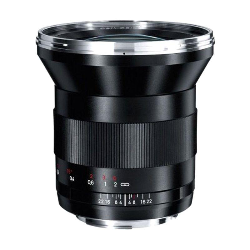 Carl Zeiss 21mm f/2.8 ZF.2 Milvus Distagon T* Lensa Kamera - Hitam