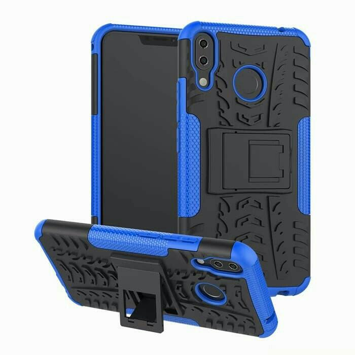 Best Seller - Rugged Armor Case Asus Zanfone 5 2018 5z ZE620KL ZS602KL Casing Cover - Casing HP Terlaris Dan Terbaru