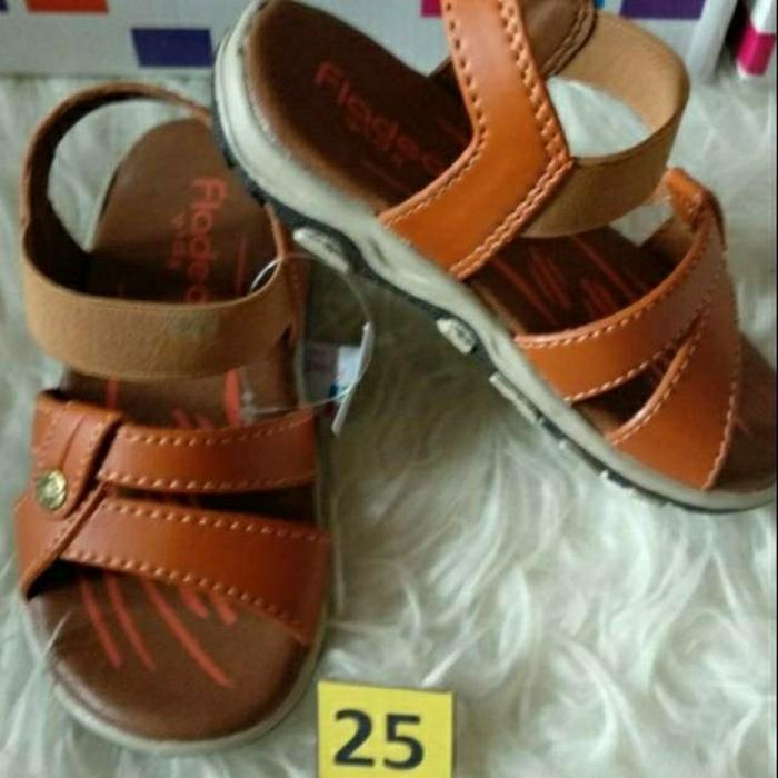 sz 25 sandal anak branded merk fladeo