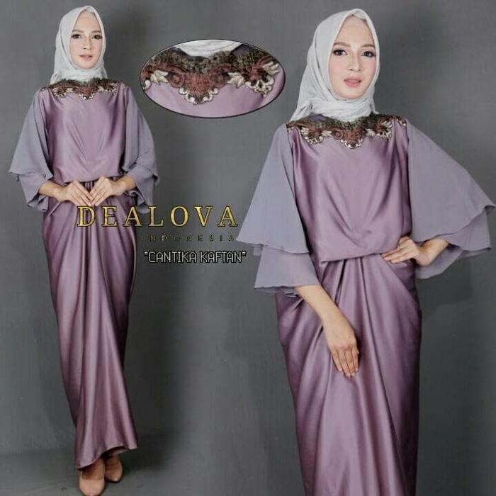 Baju Muslim Kaftan Wanita  da74b5b2dd