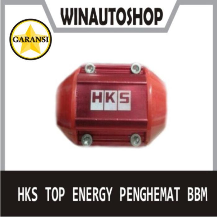 Promo Murah HKS Top Energy Penghemat BBM Bensin Fuel Saver