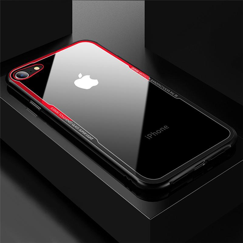 Supcase TPU Fuze Case Casing for LG V30 - Black Red
