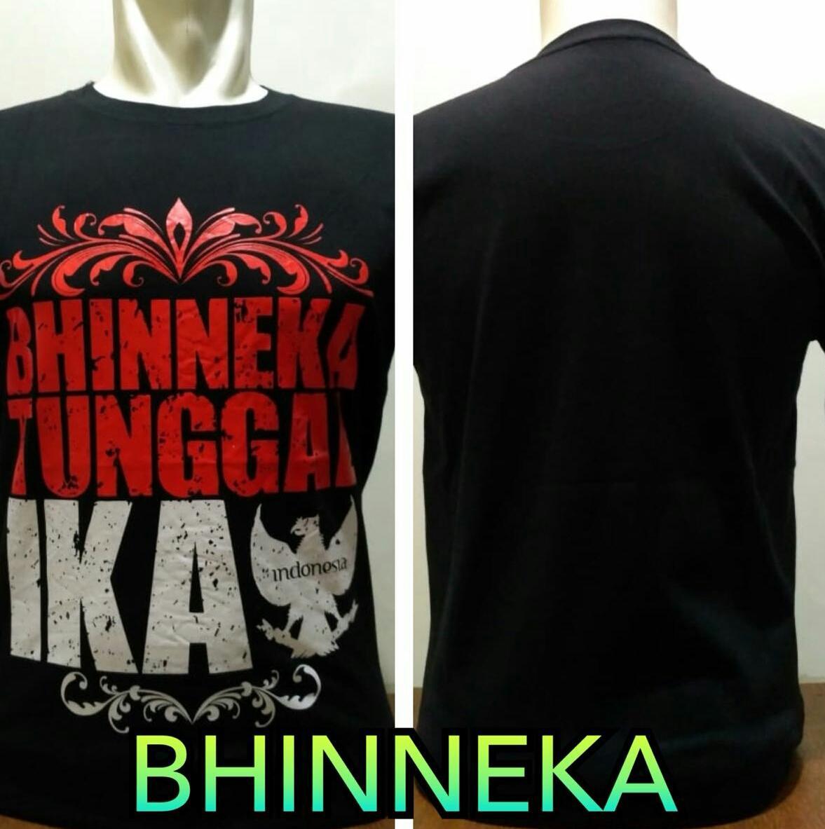 Kaos distro Bhinneka