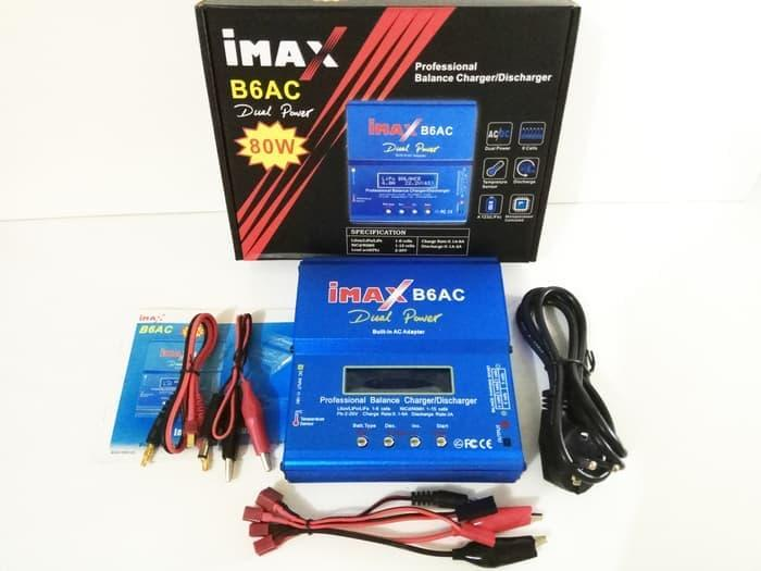 IMAX B6AC Multifunction Intelligent Balance LiPo Battery Charger Terlaris di Lazada