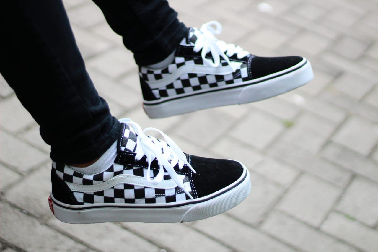 Sepatu Pria Vans Oldskull Catur - Daftar Harga Terlengkap Indonesia 32397ef18c