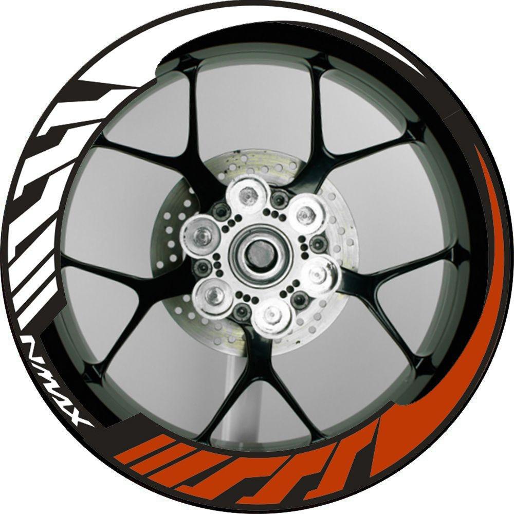 ... Pelindung Jari Jari Motor Sedotan Jari ... - Sepeda MTB Aviator 2690RS Velg Tinggi 26. Source · FENSTORE Cutting Sticker - Stiker VELG MOTOR YAMAHA NMAX ...