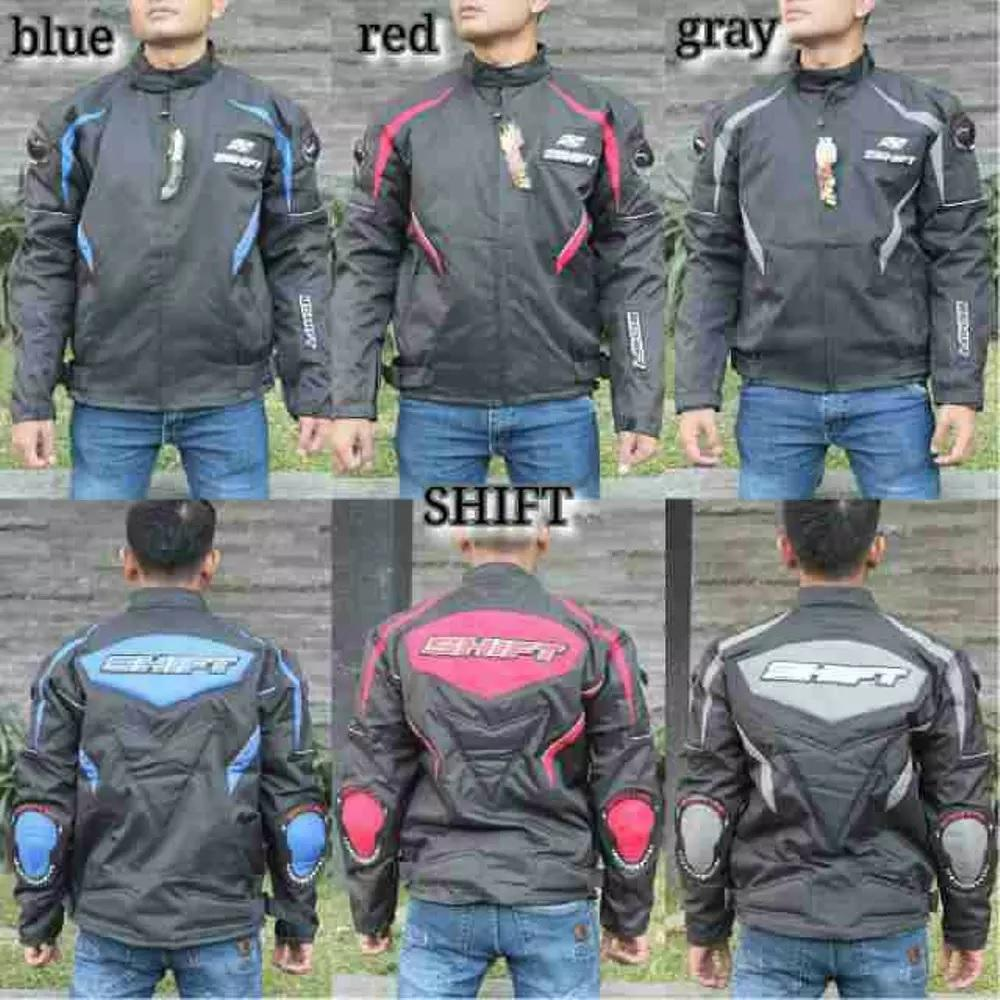 Jaket Touring Shift