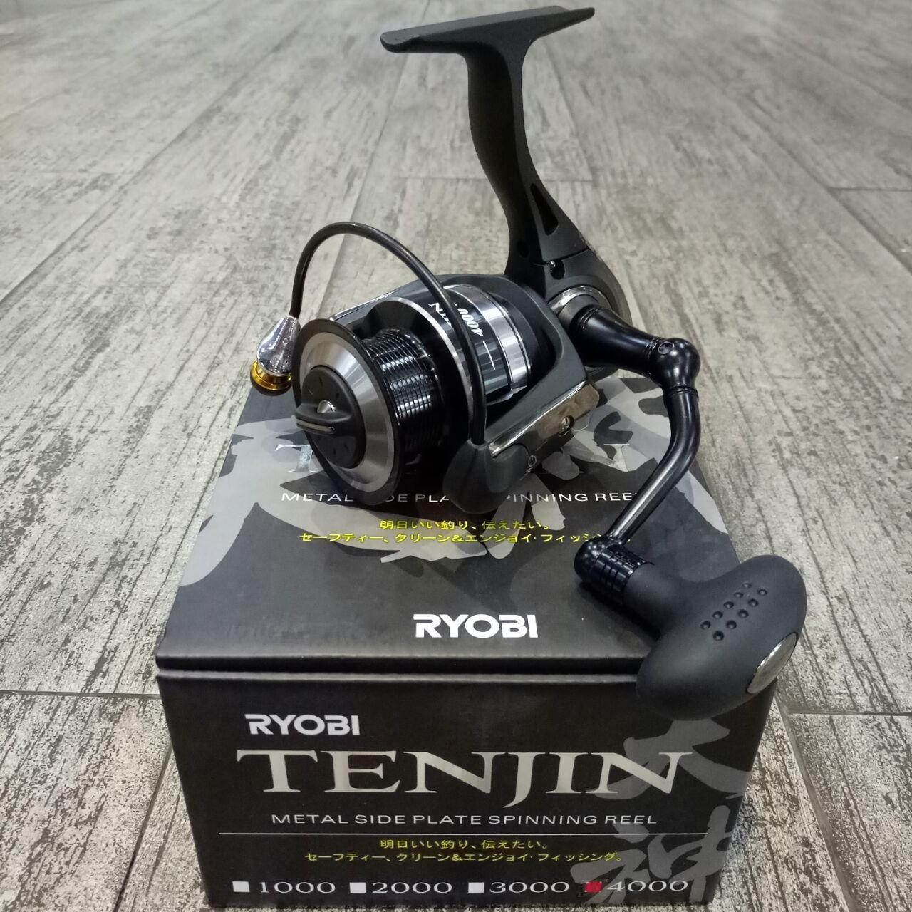 Reel Pancing Ryobi Tenjin 4000 6 1 BB