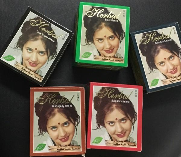 Buy Sell Cheapest Henna Cat Rambut Best Quality Product Deals