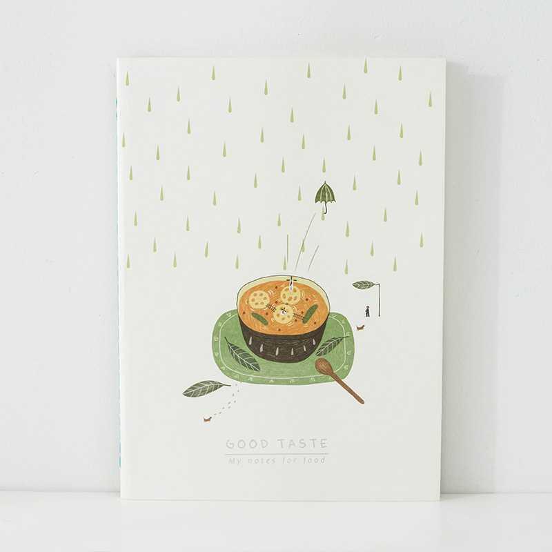 BEST SELLER Good Taste Ruled Notebook B5 / Buku Catatan Garis B5 HARGA TERMURAH