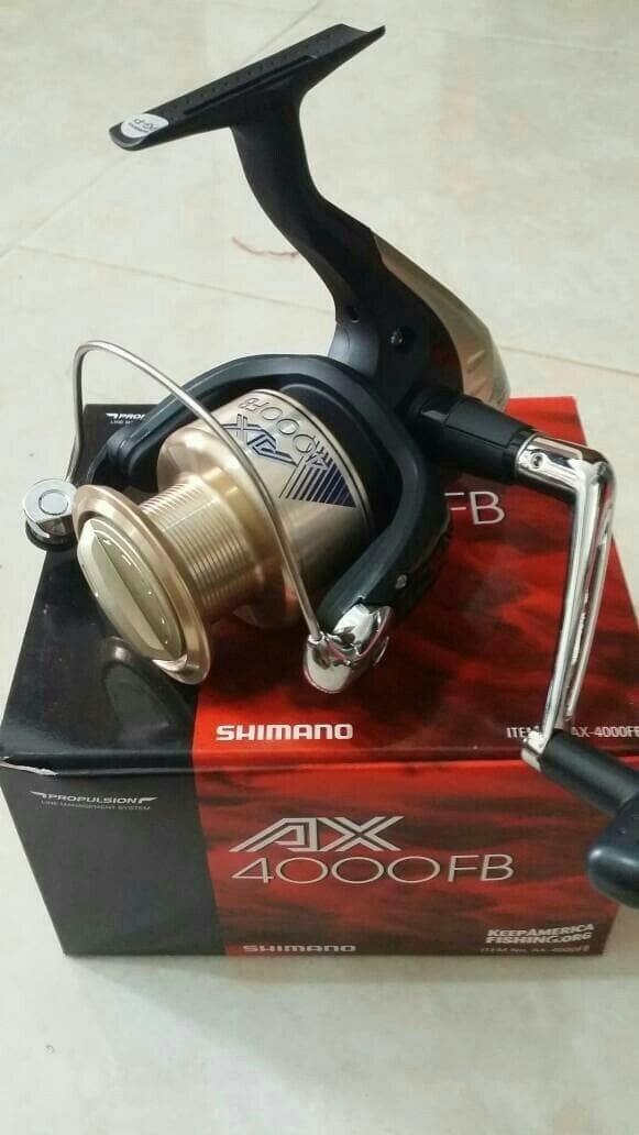 Reel Shimano AX 4000