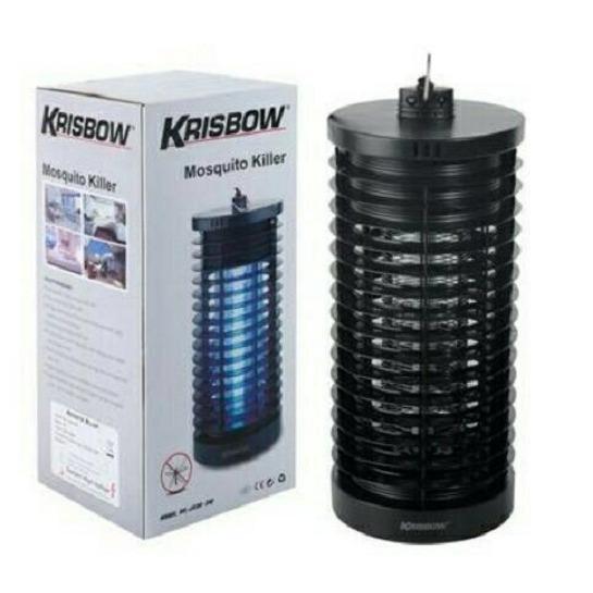Mosquito Killer/ Perangkap Nyamuk Krisbow 6W/ Lampu UV - Original