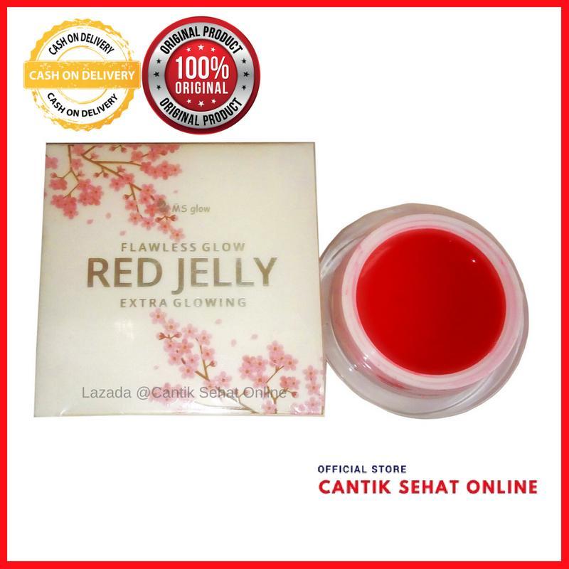 Red Jelly MS Glow Original 1000% / Cream RedJelly / MS Glow Red Jelly /
