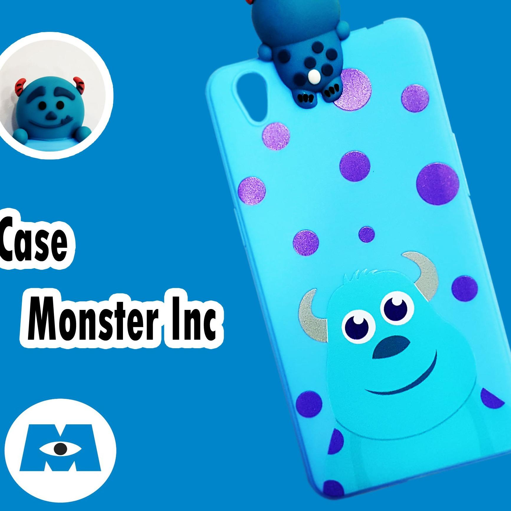 Case Monster inc Manjat Terbaru For Oppo A37