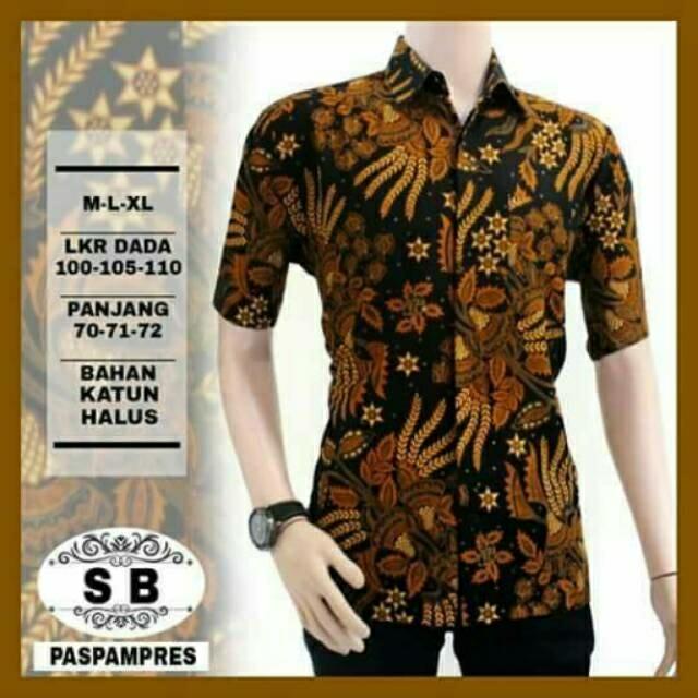 ... pria  pakaian batik   batik murahIDR45000. Rp 45.000 ee3e33fe22