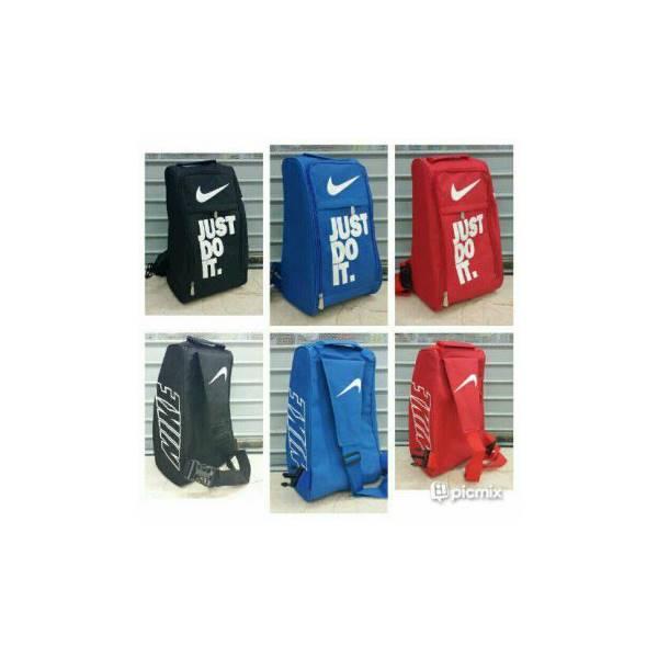 Tas Sepatu Bola / Futsal Nike (Selempang)