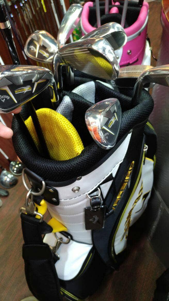 Golf Full Set Brand Callaway Type Warbird Original Premium By Airas Store.