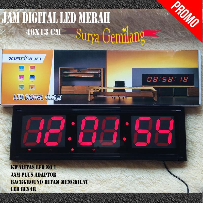 ... Muslim Kaligrafi Timbul ukuran besar Diamond MS5033 murah kualitas bagus | Shopee Indonesia. Source · Jam Dinding Digital XY-4613 MERAH / LED Digital ...