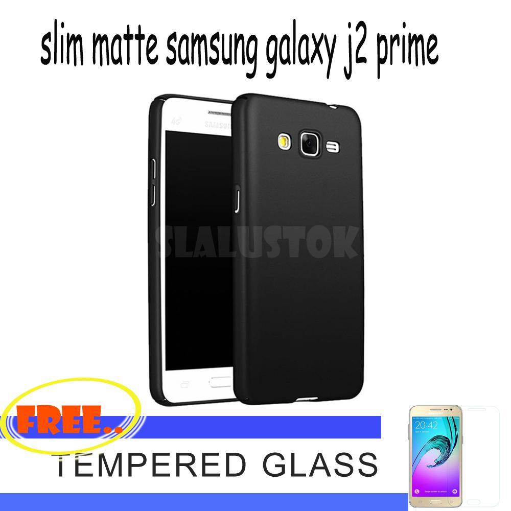 Case Slim Black Matte For Samsung Galaxy J2 Prime Baby Skin Softase Ultra Slim Silicon Baby