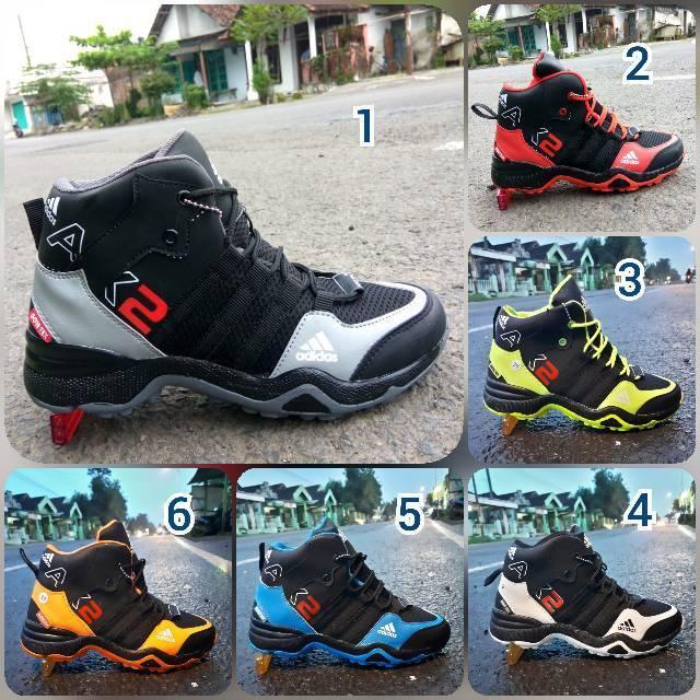 Sepatu Pria Boots Ax2 Goretex Vietnam/ Sepatu Touring /Basket/ Safety/ Kerja/ Santai/ Casual/ Kets Populer Murah Termurah