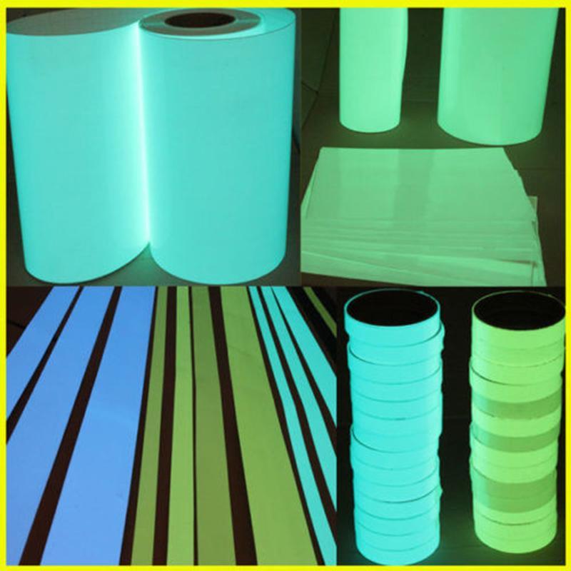 Rp 14.000. Luminous Tape Antislip Self-adhesive Menyala Dalam Gelap ...