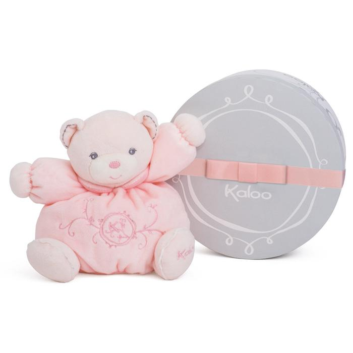 Kaloo Perle Small Bear Pink