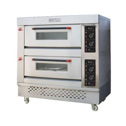 GETRA Mesin Pemanggang Roti 50 Kg/Jam - RFL-24SS - Khusus JABODETABEK