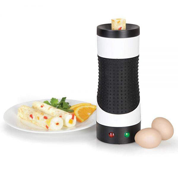 Kokakaa Automatic Egg Master Roll Fryer FREE Cleaning Brush - Hitam-Putih