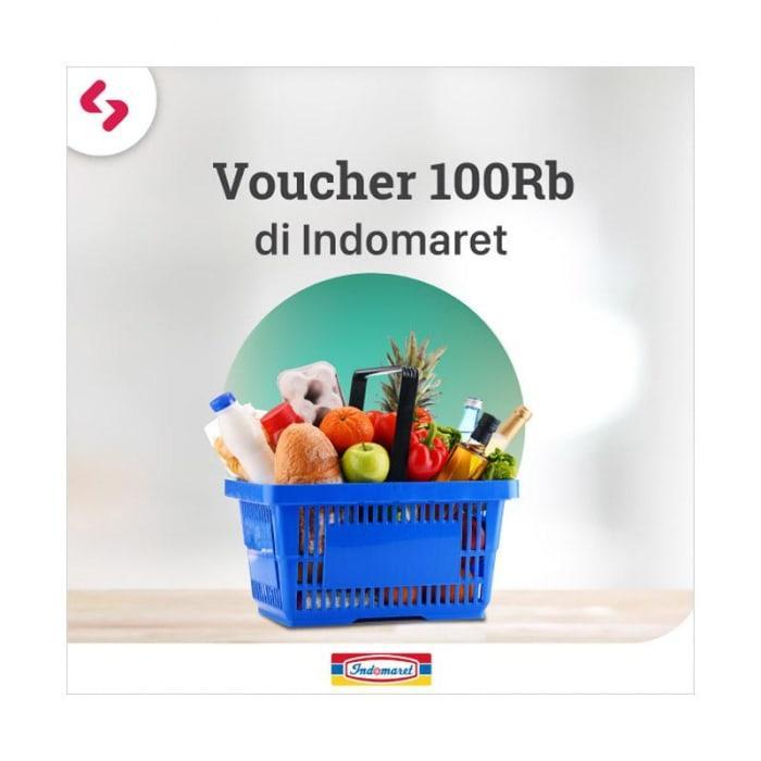 Indomaret E Voucher [100.000]