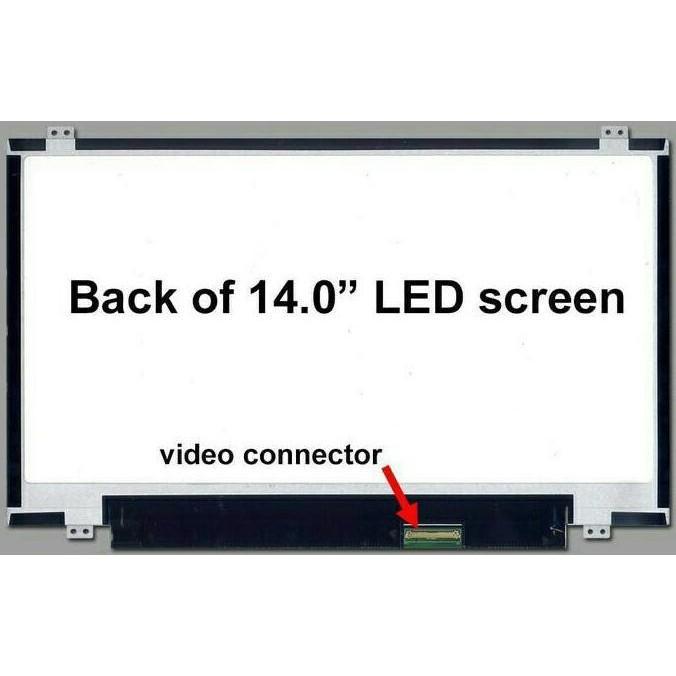 LCD LED 14.0 SLIM LAPTOP ASUS X401U X401A X401 - ELEKTROZONE